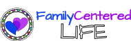 Family Centered Life Wide logo