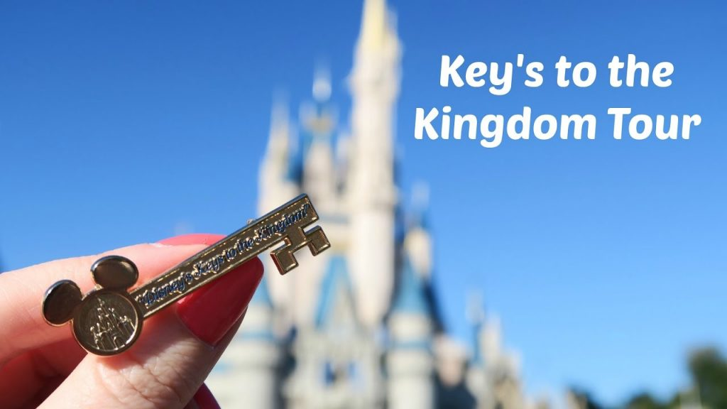 Keys to the Kingdom tour advertisement