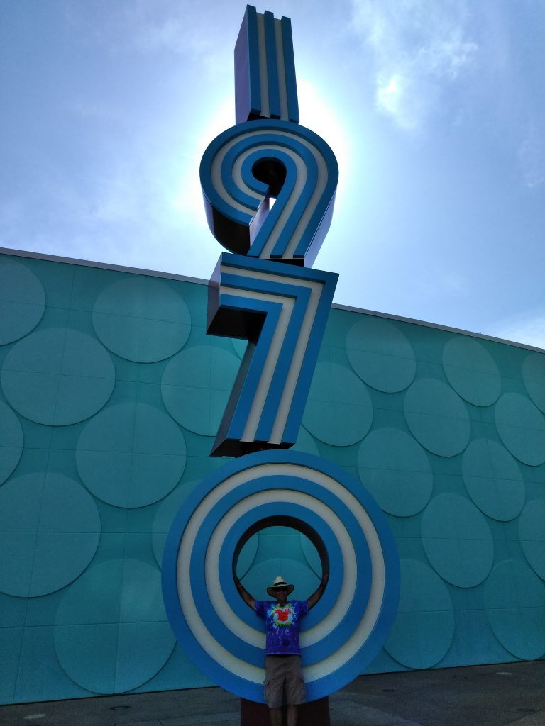 Pop Century Resort at WDW