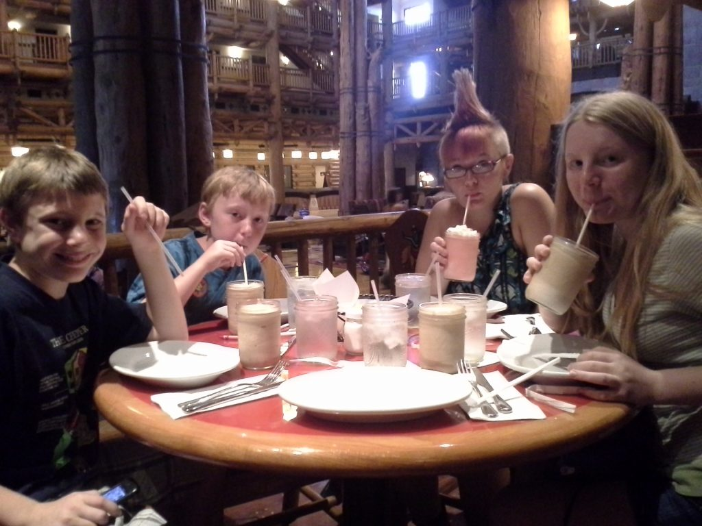 Whispering Canyon Cafe 2013