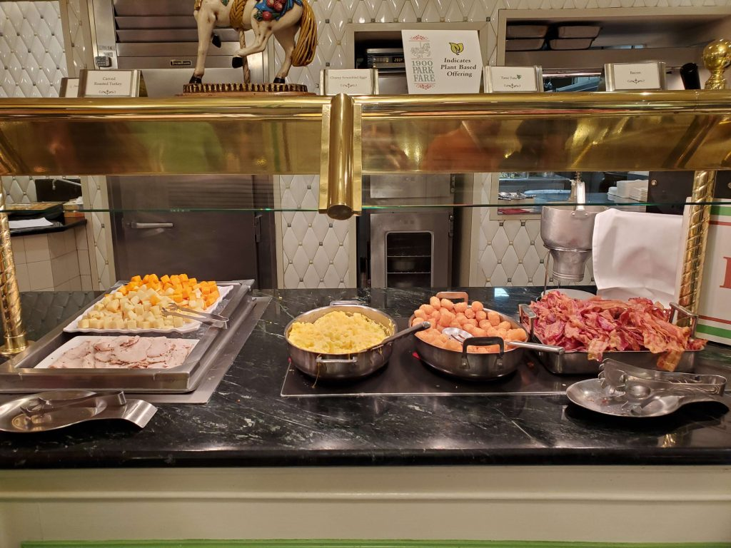 1900 Park Fair Grand Floridian buffet