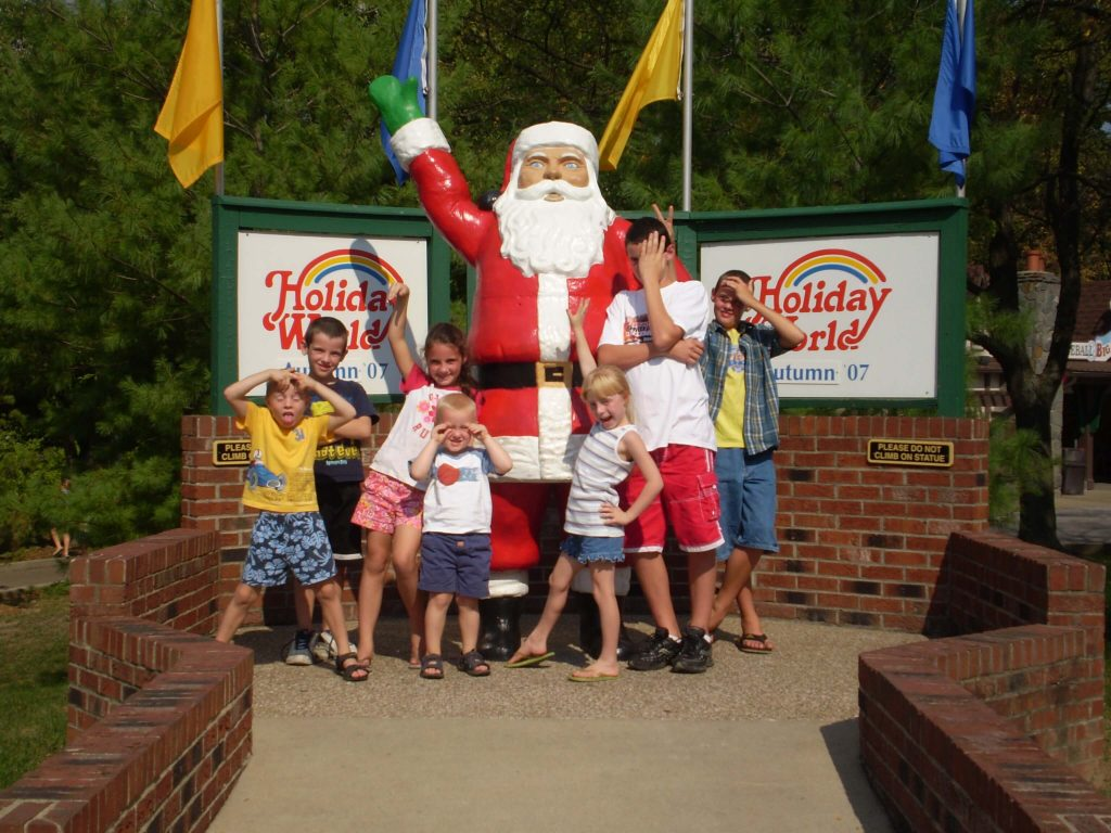 Holiday World Amusement Park