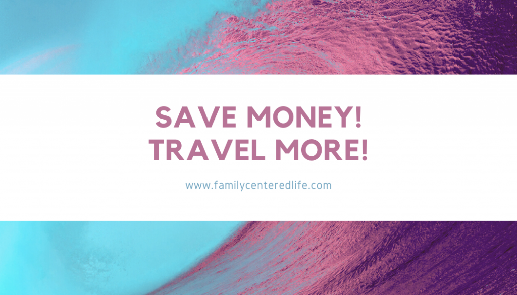 spend less on travel