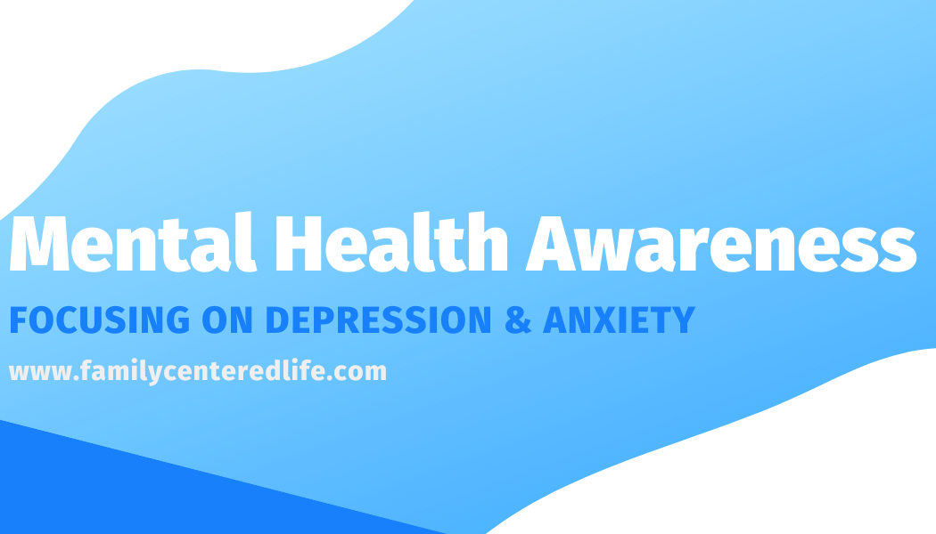 what do I need to know about depression and anxiety