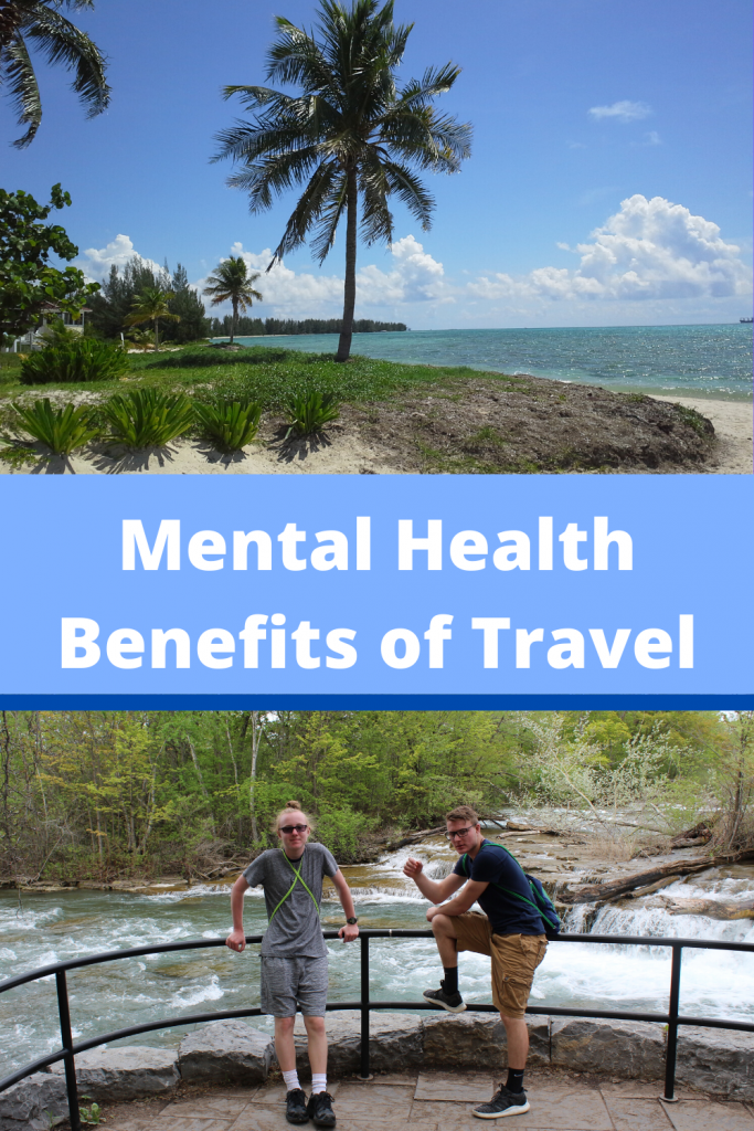 Travel is good for mental health