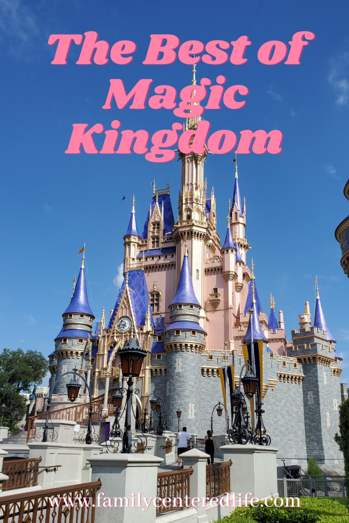 What is there to do at Magic Kingdom