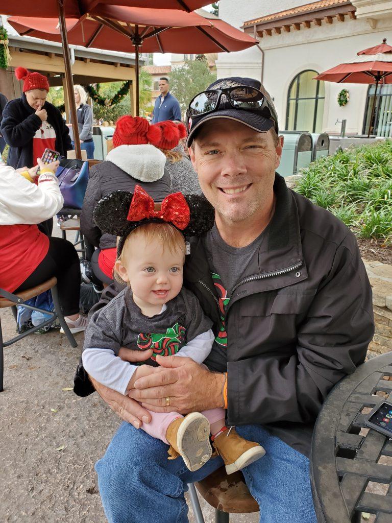 toddlers love Disney Springs