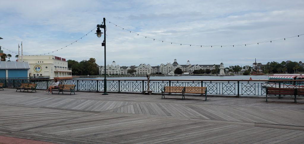 Disney's Boardwalk Resort Boardwalk View