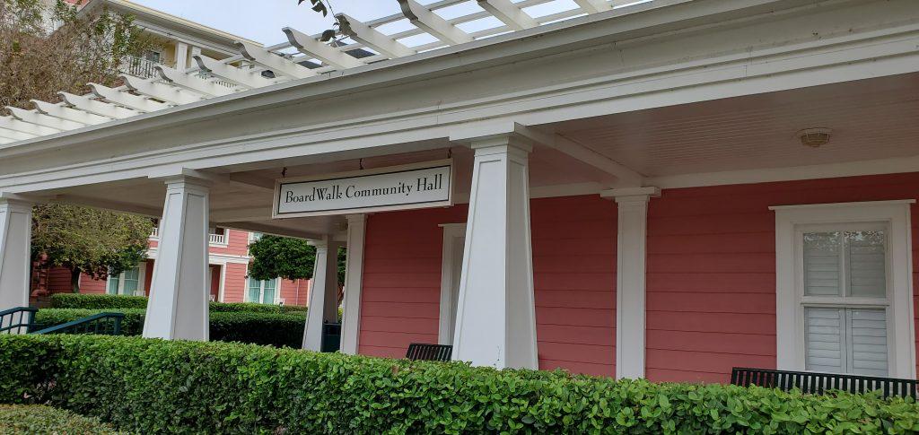 Community Hall at Disney's Boardwalk