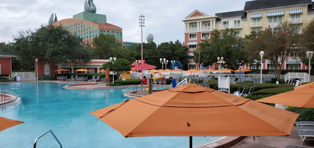 Pool at Disney's Boardwalk